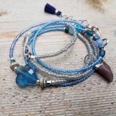 Cuellecito blauw