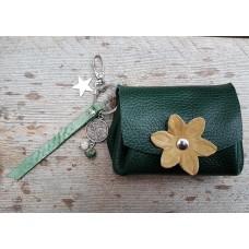 Liesbeth groen met sleutelhanger